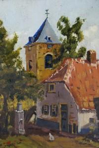 Het kerkje van Nootdorp